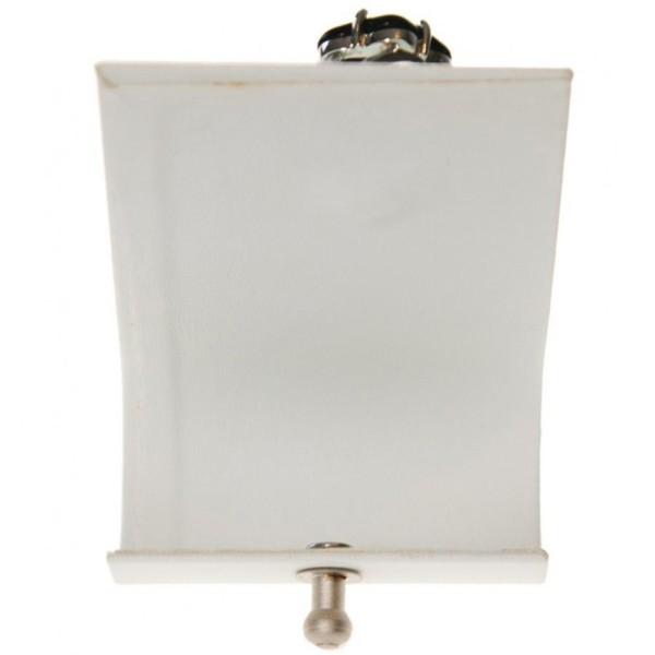 Porte bijoux presentoir bijoux pour broche bijoux fibule et épingle Blanc - Photo n°2