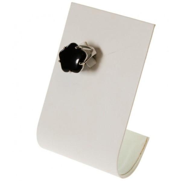 Porte bijoux presentoir bijoux pour broche bijoux fibule et épingle Blanc - Photo n°1