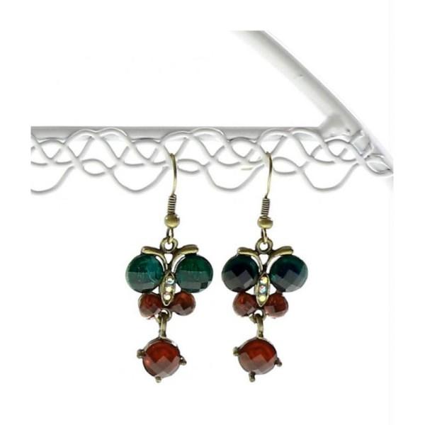 Porte bijoux porte boucle d'oreille cintre (25 paires) - Photo n°2