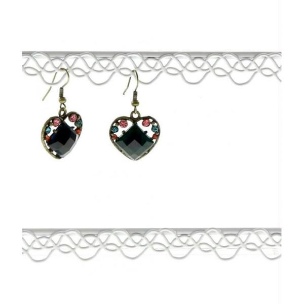 Porte bijoux porte boucle d'oreille cintre (25 paires) - Photo n°3