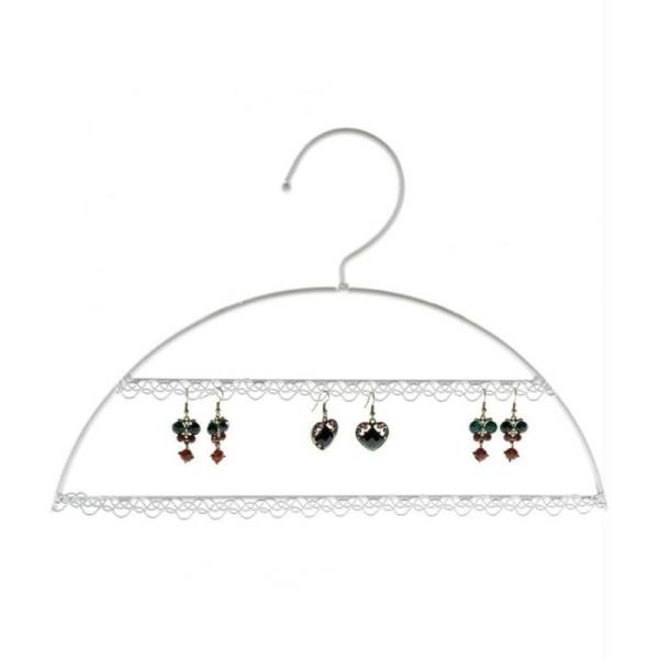 Porte bijoux porte boucle d'oreille cintre (25 paires) - Photo n°1