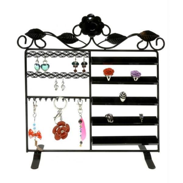 Porte bijoux porte bijoux cadre mixte lorraine pour bracelet bague boucle - Photo n°1