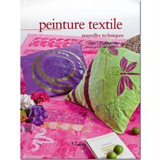 Livre Peinture sur textile