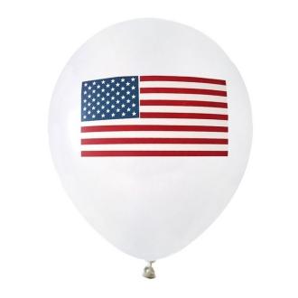 Ballon mariage anniversaire Amérique x8