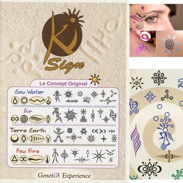 Livret Exemples de tatouages - Photo n°1
