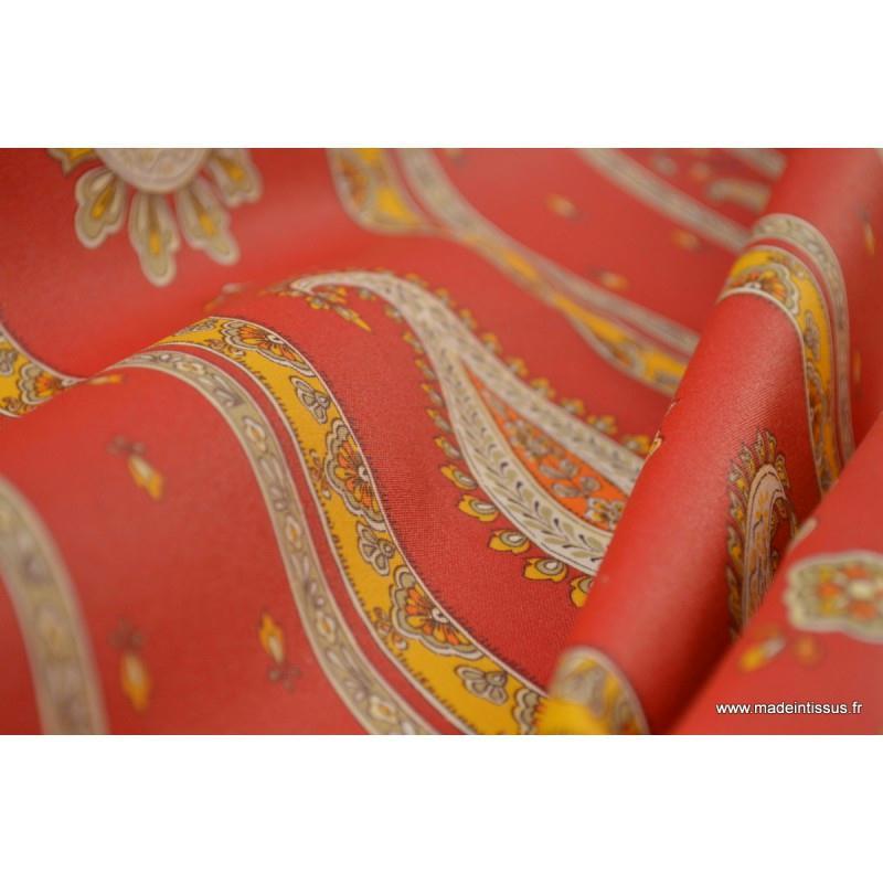 nappe proven al coton enduit x 1m nappes creavea. Black Bedroom Furniture Sets. Home Design Ideas