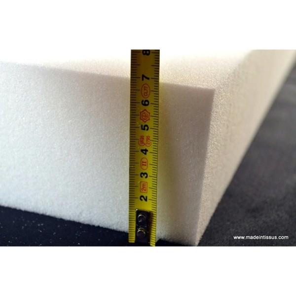 Plaque mousse polyuréthane 150cm . x 7cm - Photo n°2