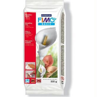 Fimo Air Basic Blanc 500 gr