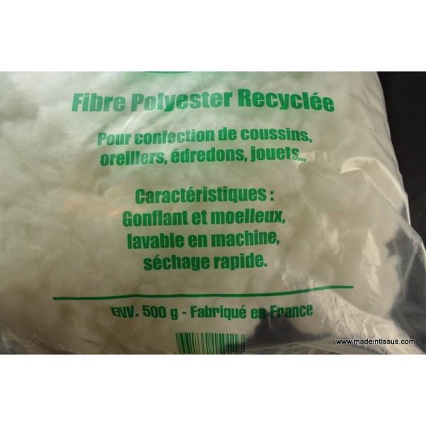 Sac de Rembourrage fibre de polyester recyclés 500g - Photo n°2