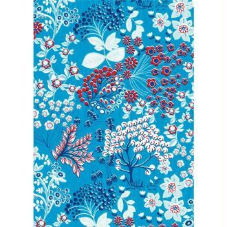 Décopatch Bleu Violet 524 - 1 feuille