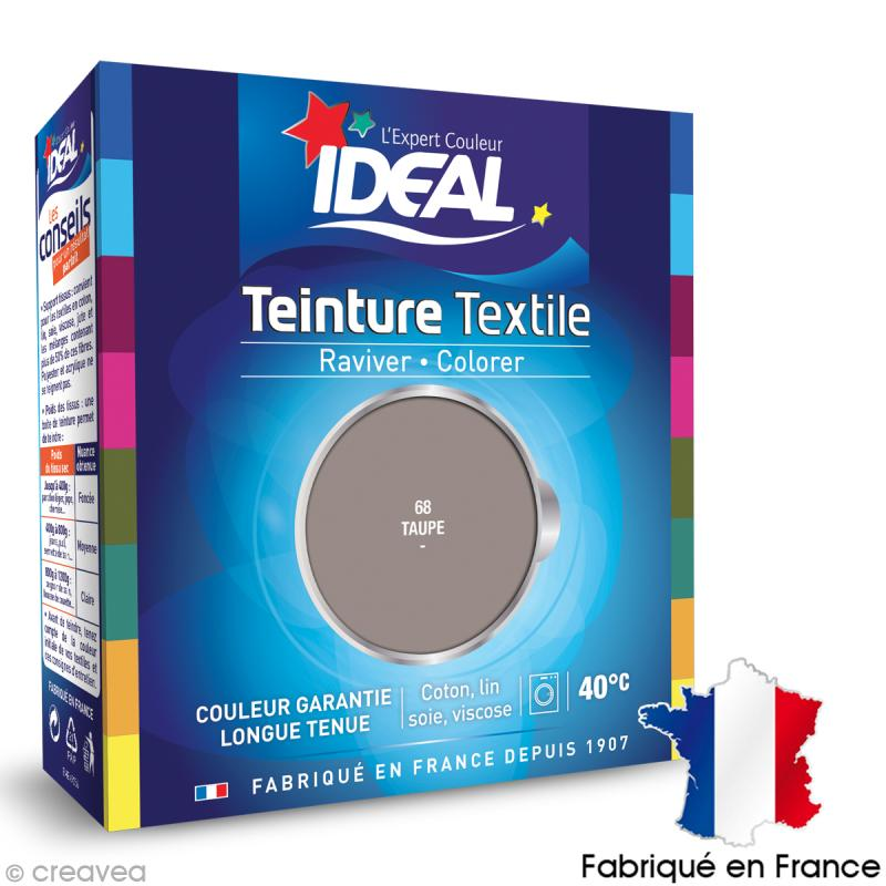 Teinture Tissu Idéal liquide taupe 68 maxi - Photo n°1