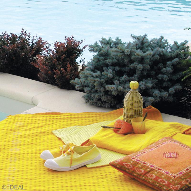 teinture tissu id al liquide citron 02 mini teinture coton creavea. Black Bedroom Furniture Sets. Home Design Ideas