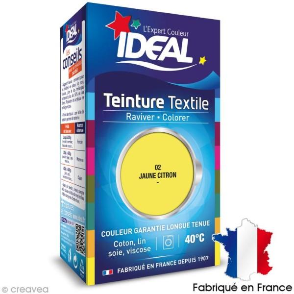 Teinture Tissu Idéal liquide citron 02 mini - Photo n°1