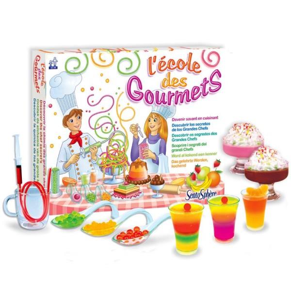 Kit créatif L'école des gourmets - Photo n°1