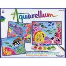 Jeu créatif Aquarellum Fonds Coralliens - Photo n°2
