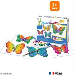 Jeu créatif Aquarellum Junior Papillons