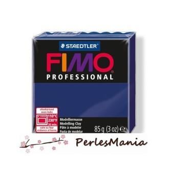 Loisirs créatifs: 1 PAIN PATE FIMO PROFESSIONAL BLEU MARINE 85gr REF 8004-34