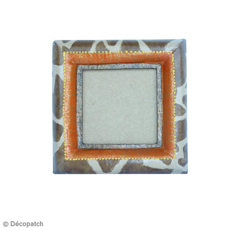 Cadre bombé carré 28x28cm - Photo n°2