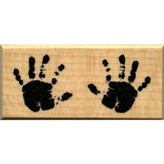 Tampon Divers Empreintes de mains