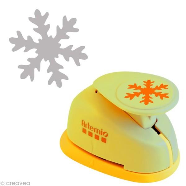 Perforatrice GM flocon de neige 1 - 3,5 cm - Photo n°1