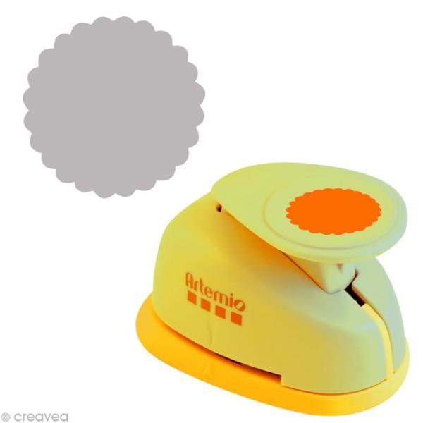 Perforatrice GM cercle dentelé - 3,5 cm - Photo n°1