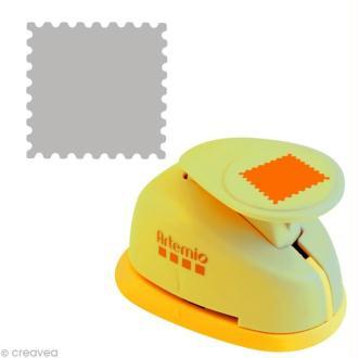 Perforatrice GM timbre carré - 2,5 cm