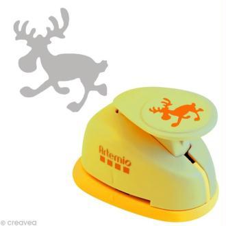 Perforatrice GM renne au galop - 3,5 cm