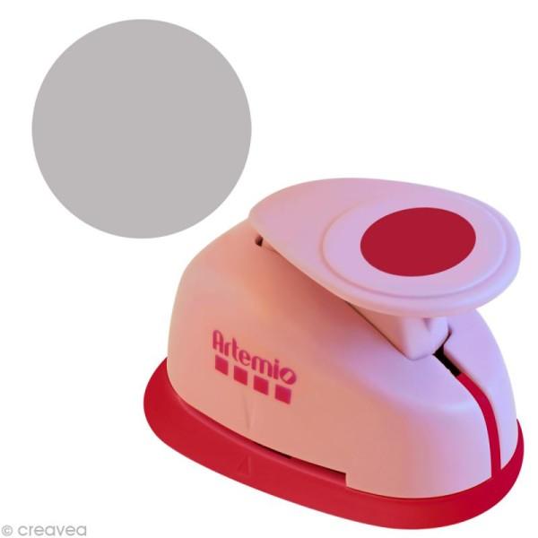 Perforatrice jumbo cercle - 7,6 cm - Photo n°1