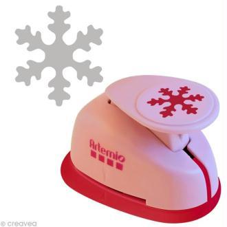 Perforatrice jumbo flocon de neige - 7,6 cm