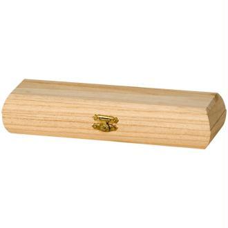 Plumier rectangulaire en bois 21,5 cm
