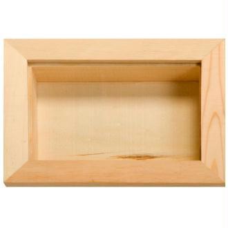 Fabuleux Vitrine à décorer - Acheter Shadow Box au meilleur prix - Creavea QD47