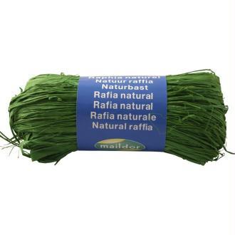 Raphia naturel Vert empire 50 g