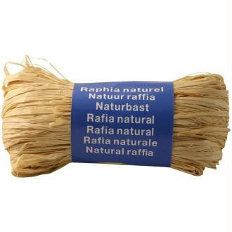 Raphia naturel Naturel 50 g