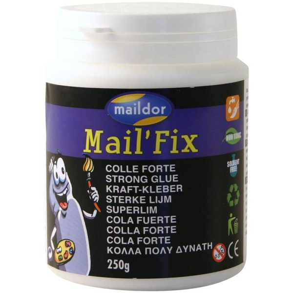 Colle contact Mail'Fix 250 g - Photo n°1