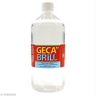 Vernis haute brillance Geca Brill 1L