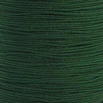 Fil de jade 0,8 mm Vert foncé - fil nylon tressé 0.8 millimètre ( sur mesure )