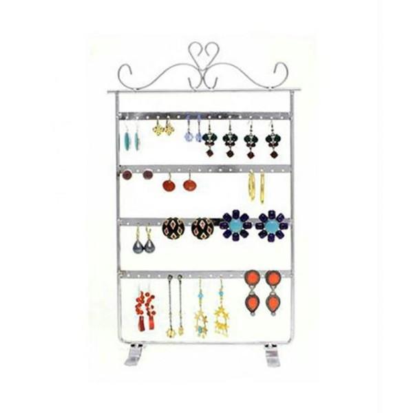 Porte bijoux porte boucle d'oreille cadre baroque (32 paires) - Photo n°1