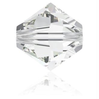 Toupie 4 mm  Swarovski crystal x10