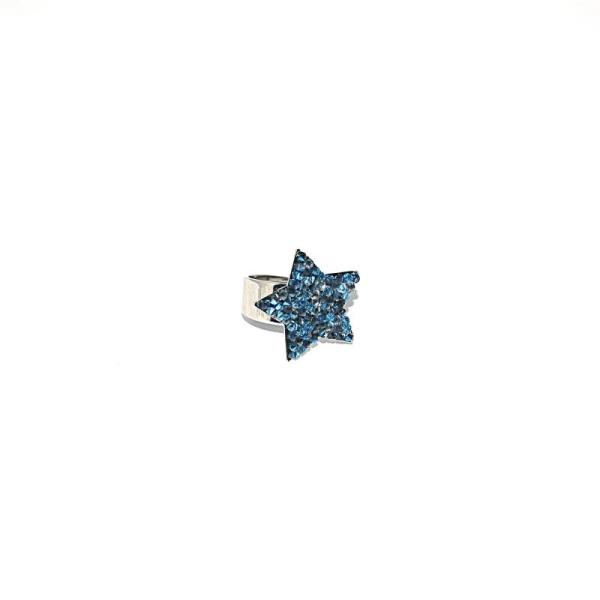 Bague étoile