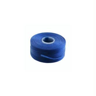 Bobine 71 m Fil C-lon 0.06mm capri bleu