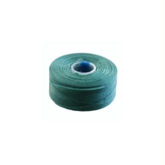 Bobine 71 m Fil C-lon 0.06mm bleu zircon