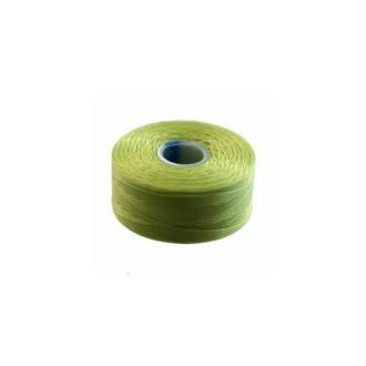 Bobine 71 m Fil C-lon 0.06mm vert pistache