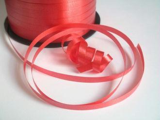 10 Mètres De Bolduc Rouge  Pour Emballage Cadeaux Et  Décoration 5Mm
