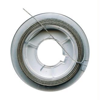 Fil de fer pour bijoux 0,45 mm Argenté - 10 mètres