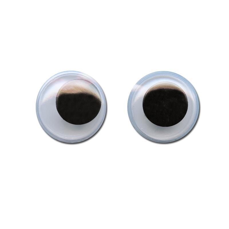 fabriquer des yeux mobiles