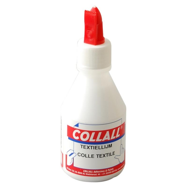 Colle textile Collall 100 ml - Photo n°1