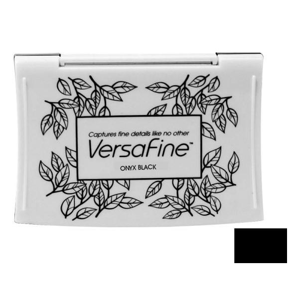 Encre VersaFine 9 x 6 cm Onyx Noir - Photo n°1