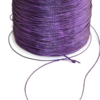 5 M Fil Cordon Polyester Violet 0.5Mm