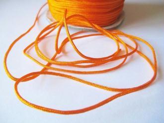 5M Fil Nylon Orange Tressé 1.5Mm