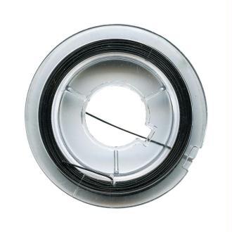 Fil de fer pour bijoux 0,45 mm Noir - 10 mètres